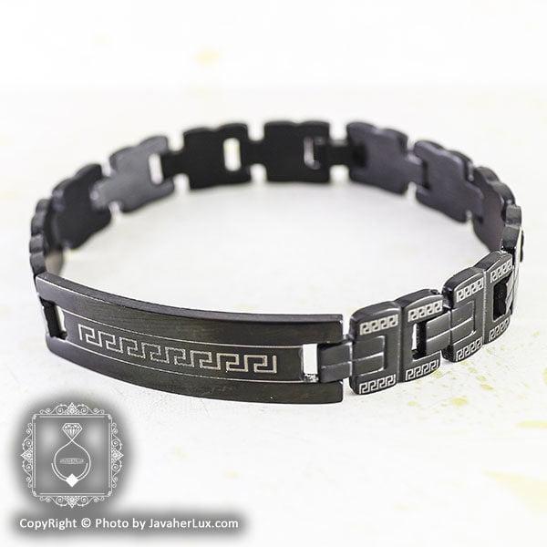 دستبند مردانه مدل فرزام _ کد : 200054