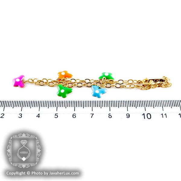 دستبند فانتزی مدل میرتو _ کد : 200073