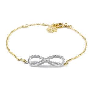 دستبند زنانه مدل آرا _ کد : 200076