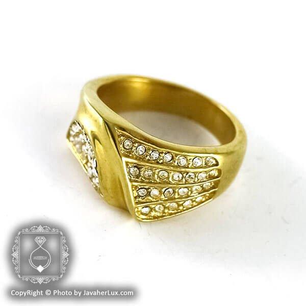 انگشتر زنانه مدل ستایا _ کد : 200109