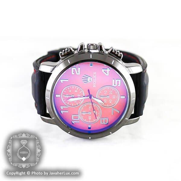 ساعت مردانه رولکس مدل ریکه _ کد : 600026