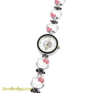 ساعت فانتزی مدل کیتی _ کد : 600041