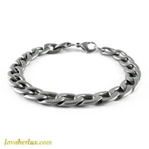 دستبند مردانه مدل تیا _ کد : 200138