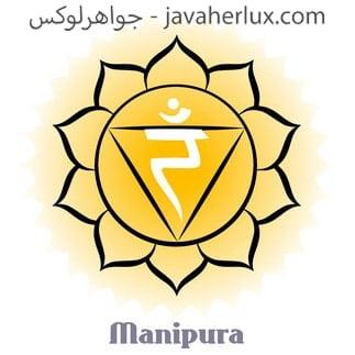 چاکرا سوم - چاکرا شبکه خورشیدی – چاکرای شبکه عصبی زیر معده – چاکرا مانی پورا - Solar Plexus Chakra – Manipura / Nabhi Chakra