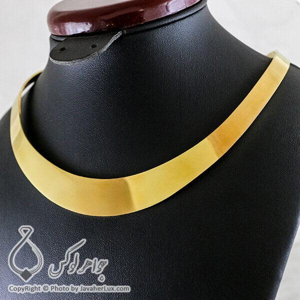 گردنی طوق زنانه مدل دمن _ کد : 200194