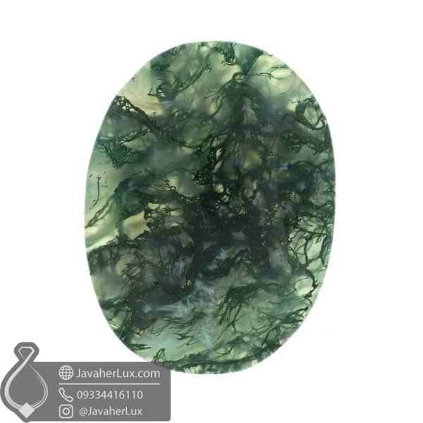 سنگ عقیق خزه ای Moss Agate