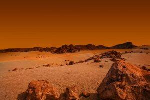 کشف هماتیت بر سطح مریخ