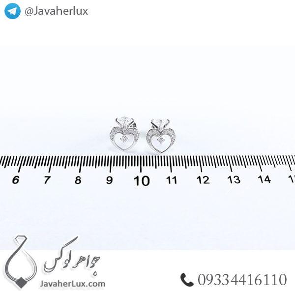 گوشواره زنانه مدل تکتا _ کد : 200279
