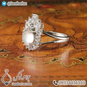 انگشتر نقره زنانه در نجف _ کد : 100467