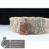 گردنبند سنگ اوناکیت اصل معدنی _ کد : 400208 - unakite - جواهر لوکس - javaherlux.com