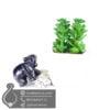 مجسمه فیل سنگ دلربا _ کد : 400435