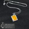 گردنبند نقره شرف الشمس _ کد : 100538