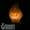 آباژور سنگ نمک مدل جاودانگی کوروش _ کد : 400474