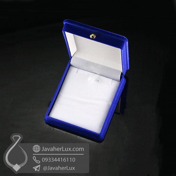 جعبه جواهر نیم ست مخملی _ کد : 700005