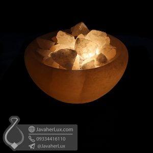 کاسه سنگ نمک هالیت _ کد : 400558