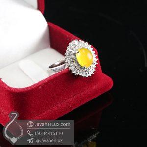 انگشتر شرف الشمس زنانه _ کد : 100650