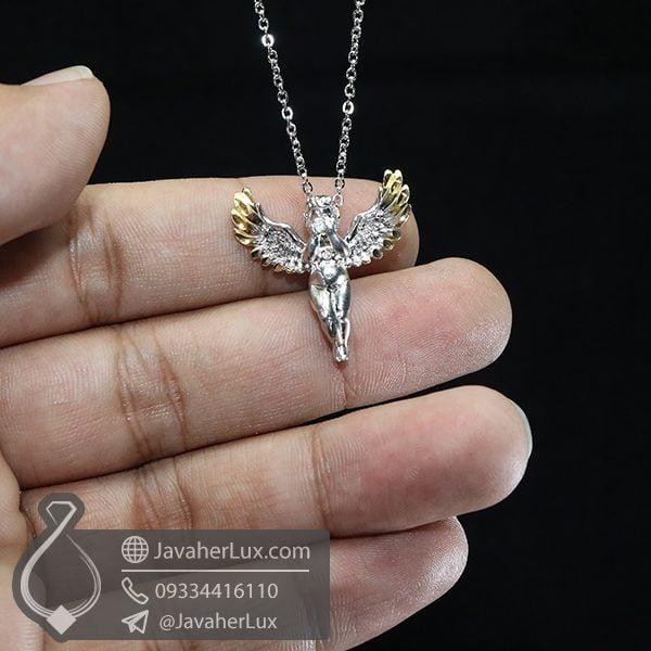 گردنبند فرشته _ کد : 100679