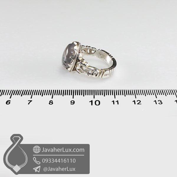 انگشتر نقره مردانه شجر _ کد : 100678