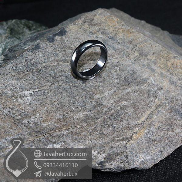 حلقه سنگ حدید صینی _ کد : 400621