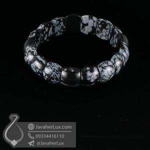 دستبند سنگ ابسیدیان _ کد : 400664