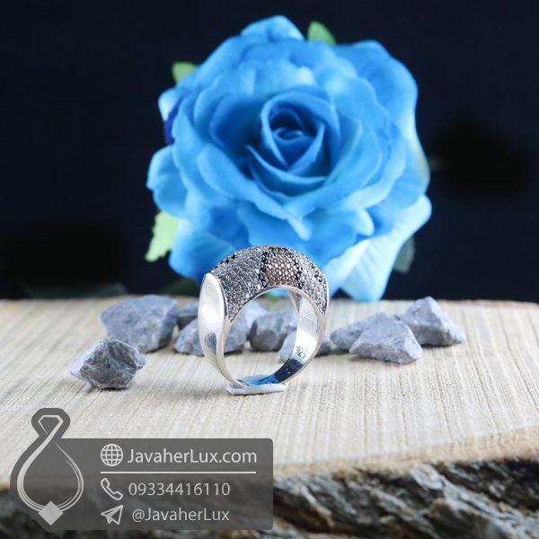 انگشتر نقره زنانه فانتزی _ کد : 100717