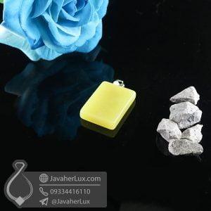 گردنبند سنگ یشم _ کد : 400719