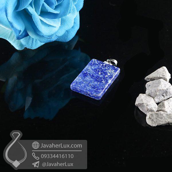 گردنبند سنگ لاجورد _ کد : 400722